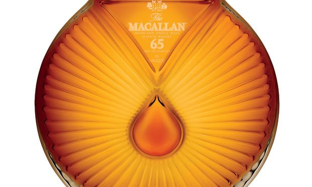 MACALLAN IS NOW SELLING A $35,000 SINGLE-MALT SCOTCH