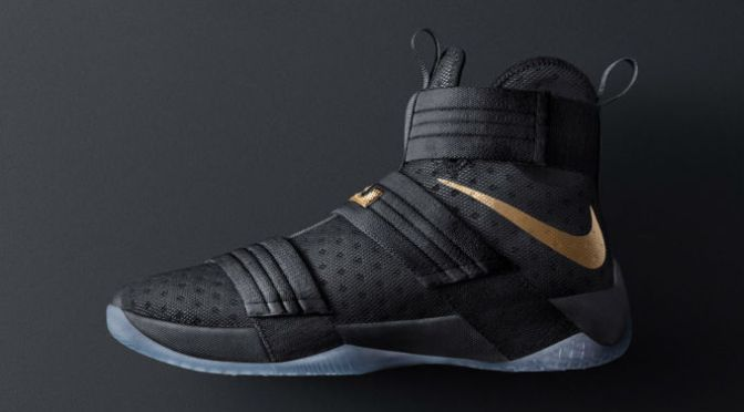 You'll Be Able To Get LeBron James' Championship Sneakers
