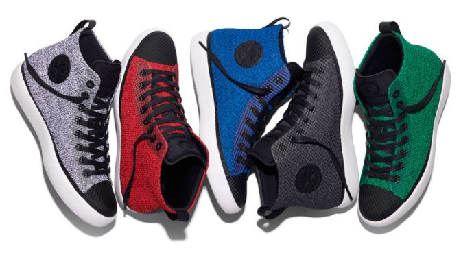 Converse Has Modernized the Classic All Stars After 96 Years
