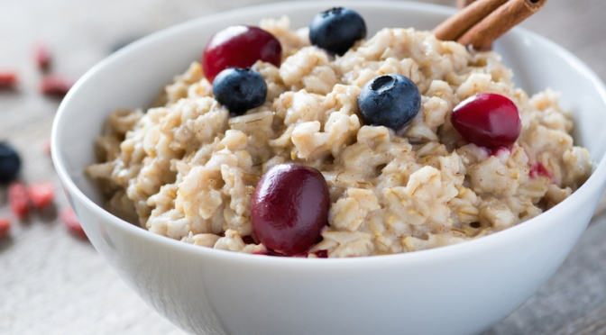 Whole Grains Each Day Linked to Longer Life