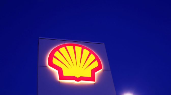 Bet You Didn't Hear Shell Spilled a Bunch of Oil in the Gulf