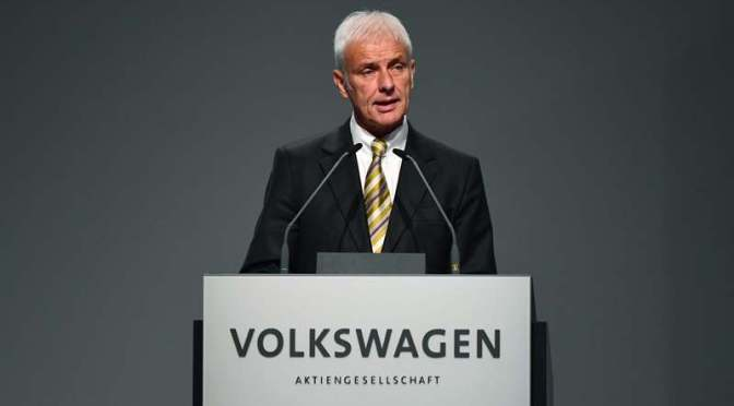 Volkswagen Reaches $14.7B Settlement for Scandal