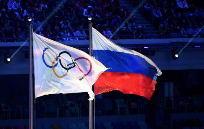 Russia Faces Exclusion From Rio Olympics Over Doping