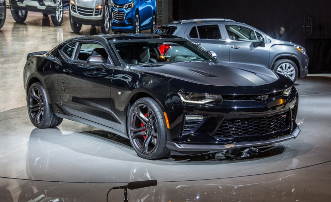 2017 Chevrolet Camaro 1LE: Now Available with a V-6 or a V-8!