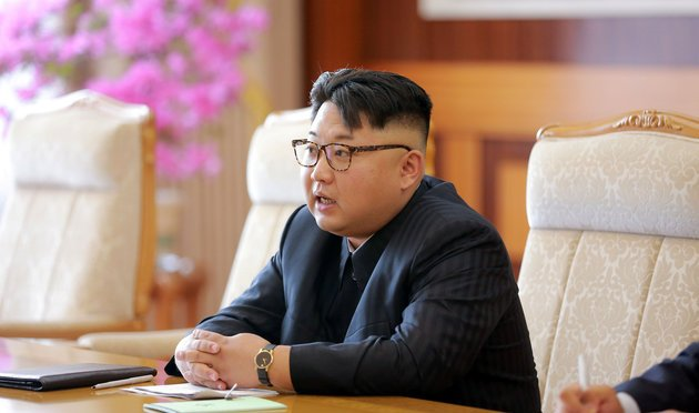 U.S. Sanctions Kim Jong Un For Human Rights Abuses