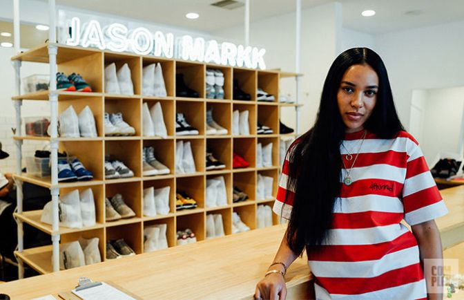 Meet Aleali May, the Queen of Los Angeles' Fashion Scene
