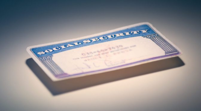 A New Service Alerts You When Someone Uses Your Social Security Number