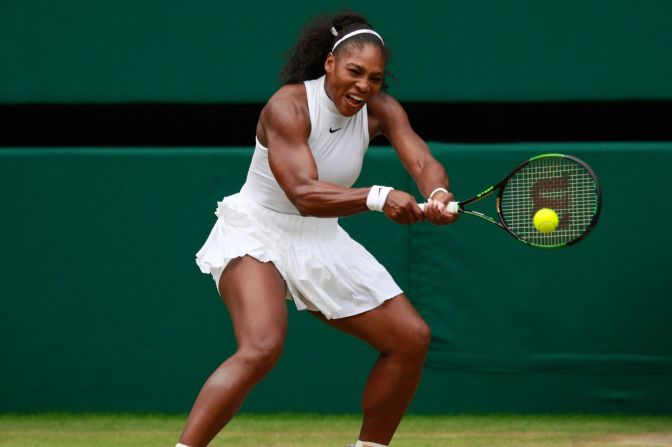 Serena Williams beats Angelique Kerber to win 22nd Grand Slam