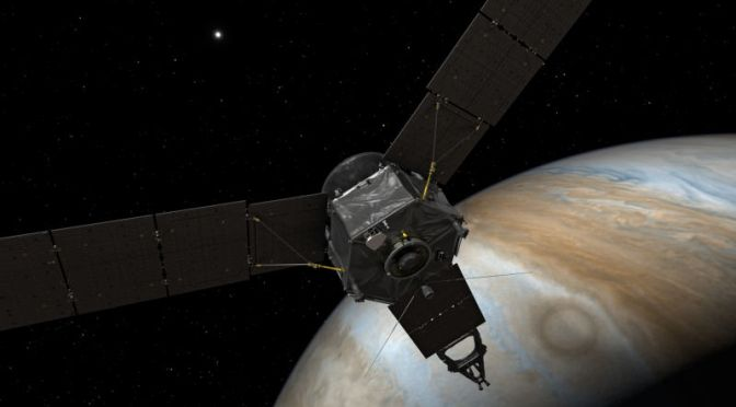 Five Amazing Facts About NASA's Mission to Jupiter