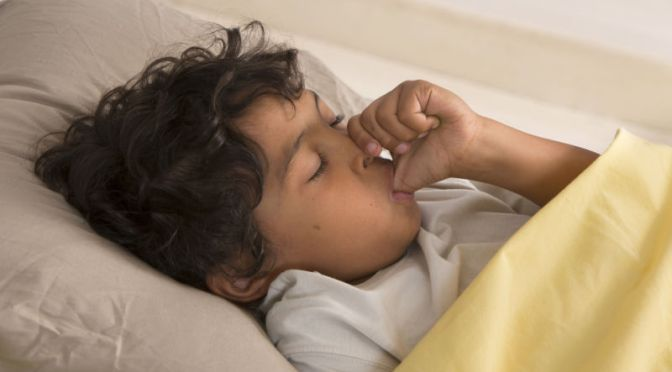 Kids Who Bite Their Nails and Suck Their Thumbs Develop Fewer Allergies