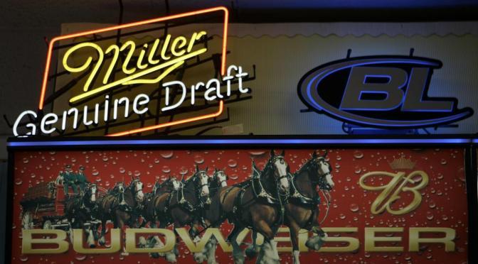 Concern Over Two Beer Giants' Blockbuster Merger
