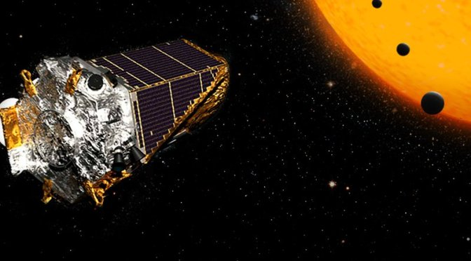Kepler Just Found 104 New Planets Outside of Our Solar System