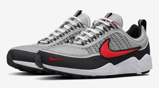 An Update on Nike's Spiridon Retro