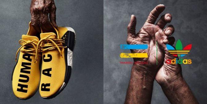 Adidas Unveils Pharrell's NMDs