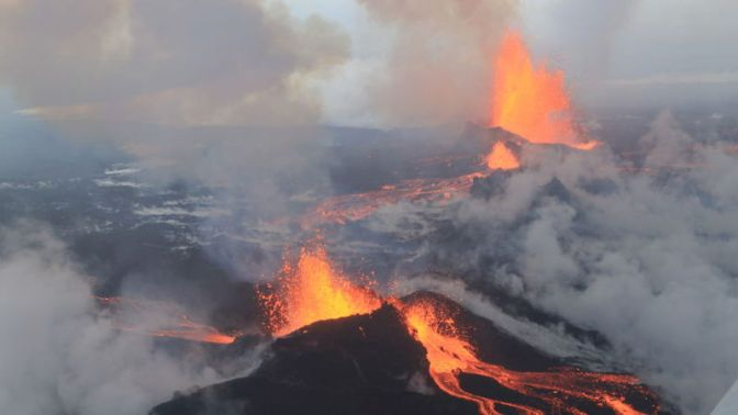 Scientists Just Discovered Something Extraordinary About Iceland's Huge Volcano Eruption