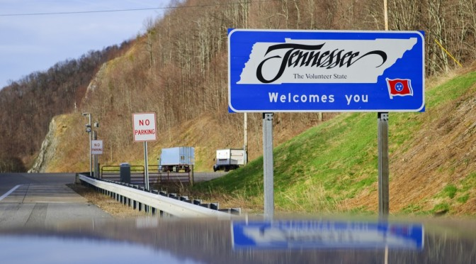 Tennessee To Become Income-Tax-Free State No. 8
