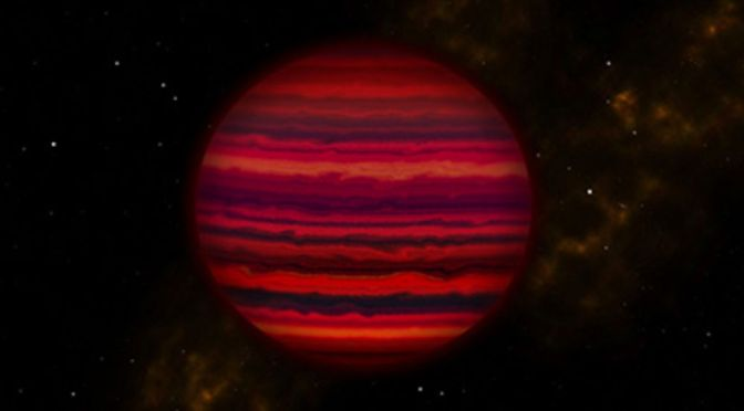 CLOUDS OF WATER DETECTED OUTSIDE THE SOLAR SYSTEM