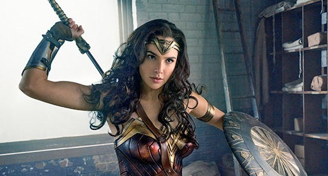 Watch the 'Wonder Woman' Official Comic Con Trailer