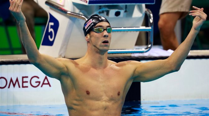 Michael Phelps earns 21st gold medal with wins in 200-meter butterfly, 4×200 relay at Rio Olympics