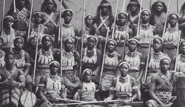 Fearless Black Female Warriors of Dahomey Kingdom Get Live-Action Series