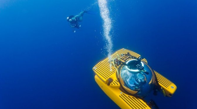 The deep ocean: plunging to new depths to discover the largest migration on Earth