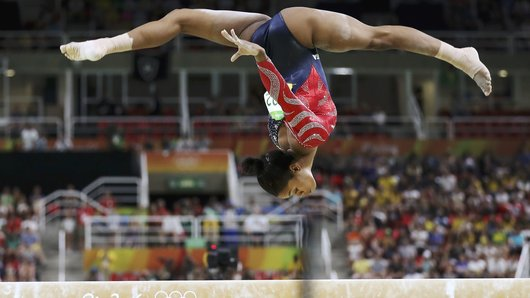USA Gymnastics Team Utterly Annihilates In Qualification Round