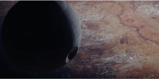 The New Rogue One Trailer Is Here—Complete With Darth Vader