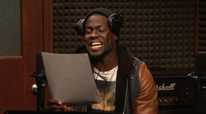 Kevin Hart's Rap Alter-Ego 'Chocolate Droppa' Signs With Motown Records, Preps Debut Album
