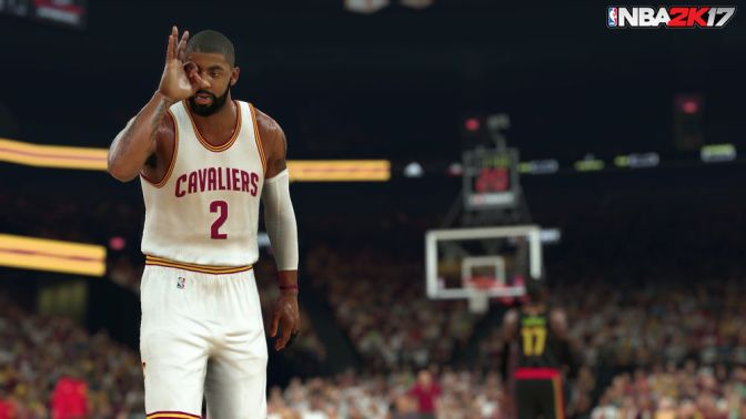NBA 2K17 IMPROVES ON MERGING SPORTS TECHNICALITIES AND GAMEPLAY