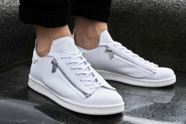 THERE'S A BOLD NEW TWIST ON THE ICONIC ADIDAS STAN SMITH