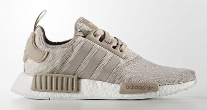 Tan Tones on the Adidas NMD