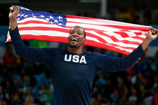US Men's Basketball Team Wins Gold at Olympics, Defeating Serbia