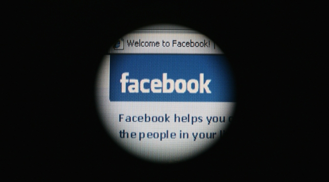 All of the Things Facebook Knows About You