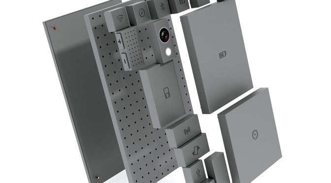 Six futuristic phone designs