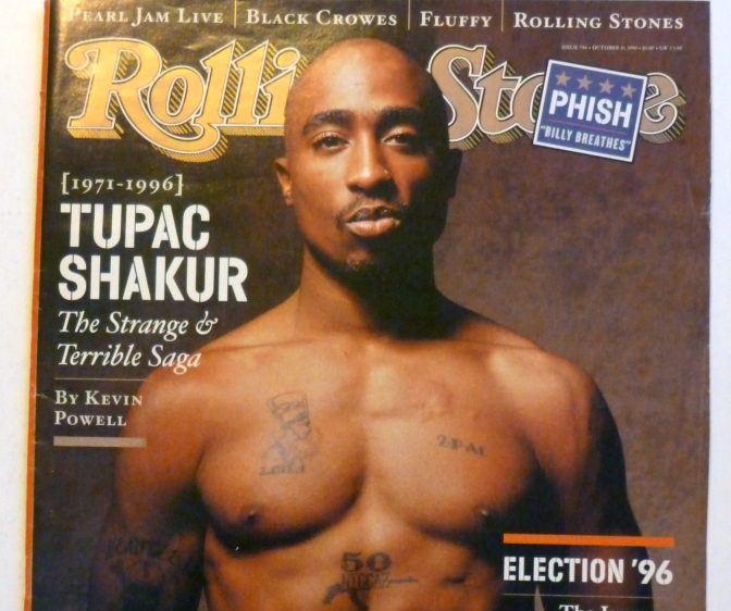 Photographer Tells Story Behind His Iconic Tupac Portrait