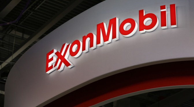 Exxon Is Being Investigated for Suspicious Accounting Practices