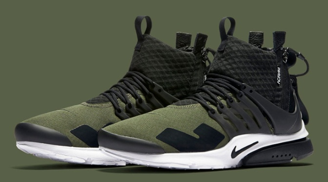 The Acronym x Nike Air Presto Is Just as Good as It Looks