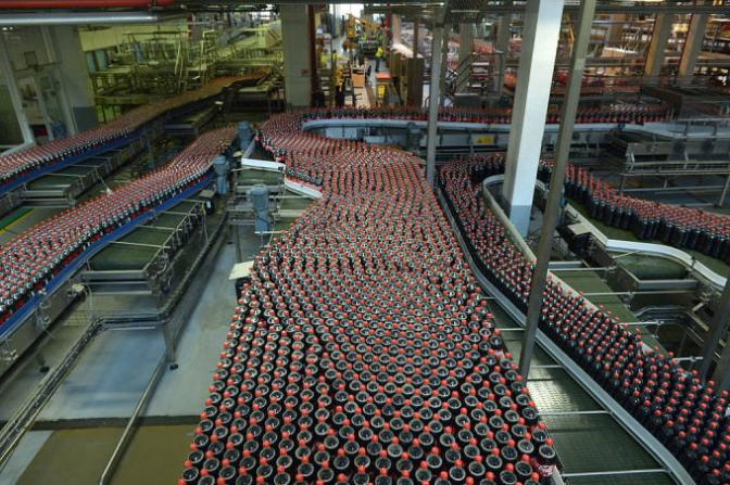 $56M Worth of Cocaine Found at French Coca-Cola Factory