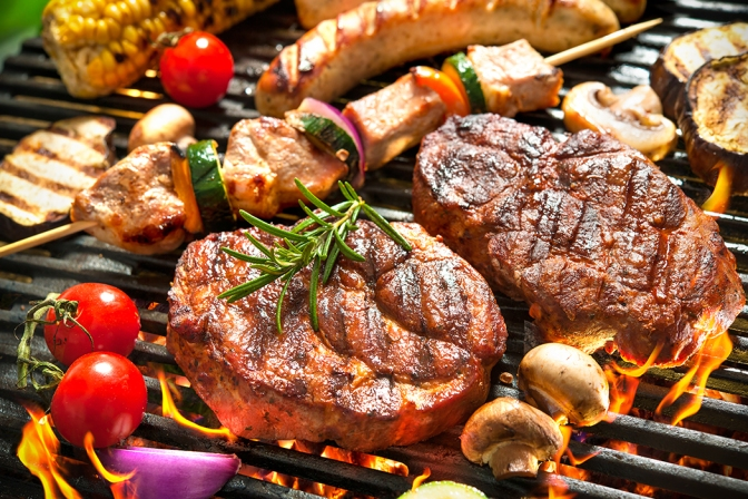 THE SCIENCE OF GRILLING