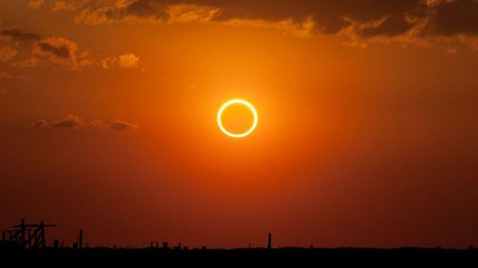 How to Watch the Ring-of-Fire Solar Eclipse