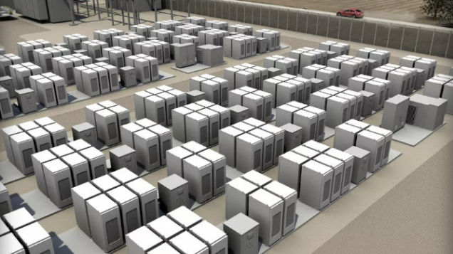 Tesla Will Build the Largest Backup Battery in History to Power Los Angeles