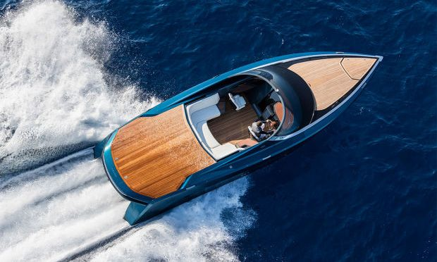 5 FACTS ABOUT THE GORGEOUS ASTON MARTIN YACHT