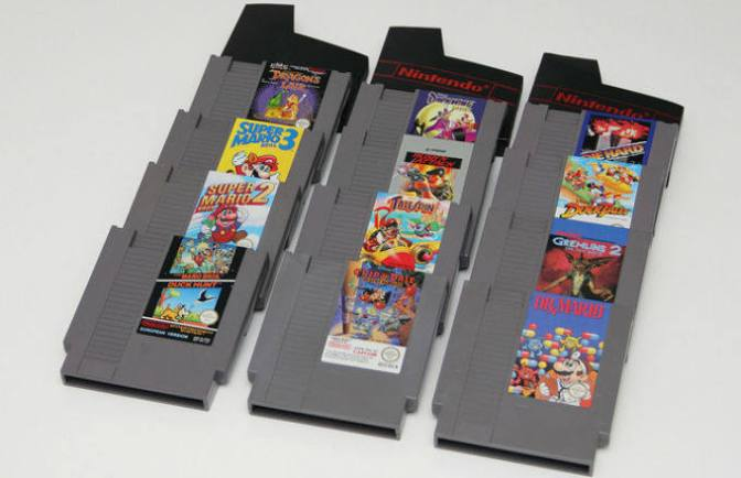 Next Nintendo Console Will Reportedly Bring Back Videogame Cartridges