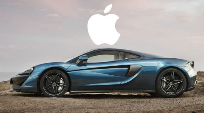 Why Apple Should Buy McLaren