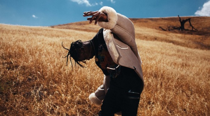 Travi$ Scott and Universal Music Publishing Group Sign Worldwide Deal