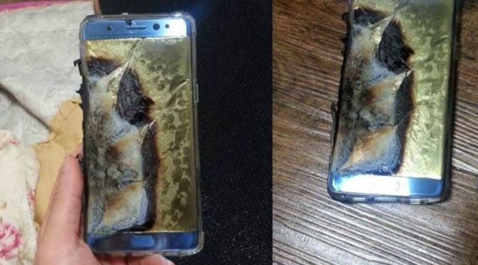 Report: Samsung to Issue 'Unprecedented' Recall of Note 7 Amid Explosion Fears