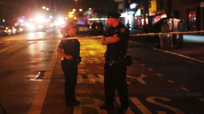 Explosion Reported in Manhattan, Cause Unknown