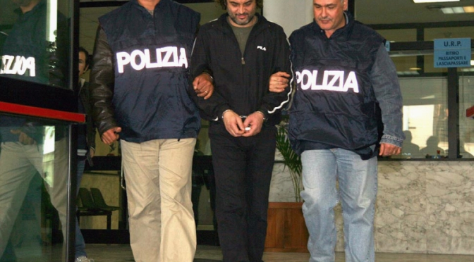 Italian Mafia Boss Busted After Years of Hiding in a Secret Room Behind His Wardrobe