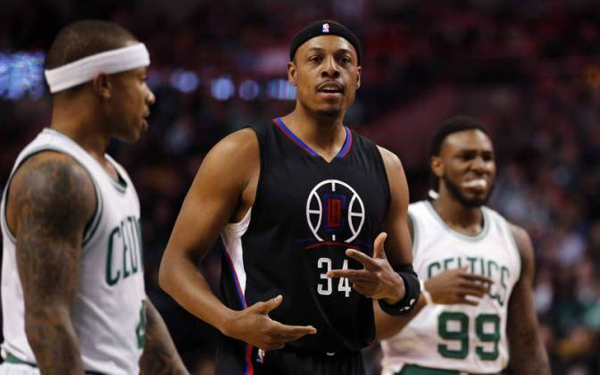 Paul Pierce to Retire as a Celtic After This Season
