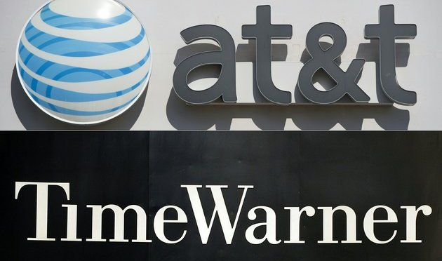 AT&T Agrees To Buy Time Warner